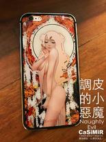 CaSiMiR iPhone 6 手機殼預購【調皮的小惡魔】