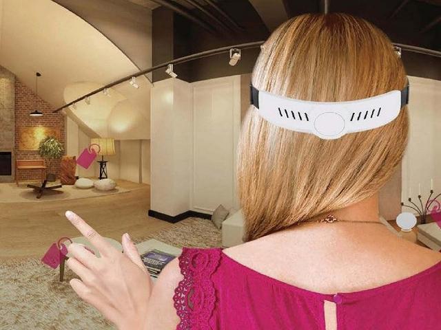 如何用虛擬實境進入室內設計師的創意
