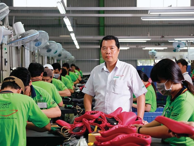 越南暴動滿3年 為何台商不逃反加碼?