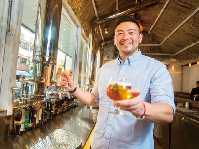 星巴克指名合作釀啤酒 竟是三年小廠