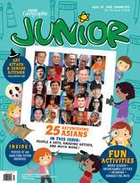 Asian Geographic Junior Issue 04/2018