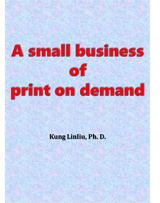 A small business of print on demand