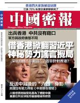 《中國密報》第85期