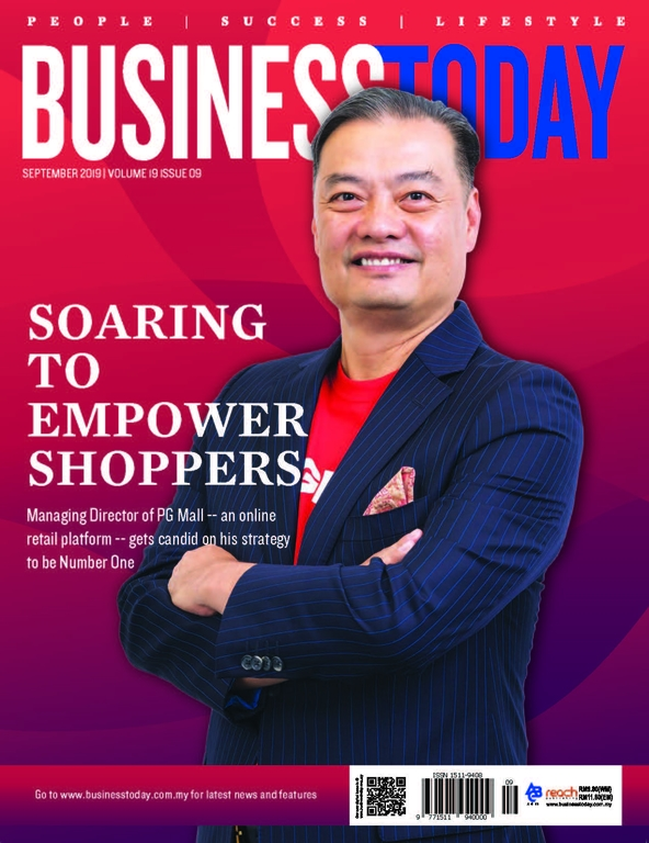 Business Today Malaysia - Sept 2019