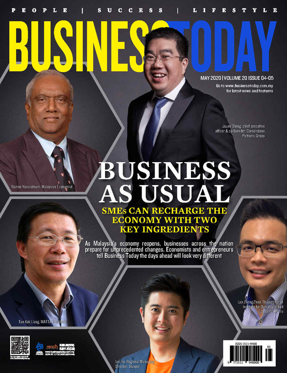 Business Today Malaysia - April - May 2020