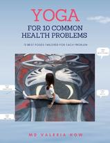 Yoga for 10 common health problems