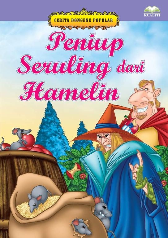 Peniup Seruling dari Hamelin