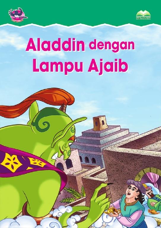 Aladdin dengan Lampu Ajaib
